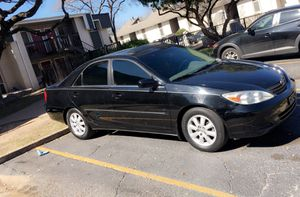 02 Toyota Camry for Sale in Austin, TX