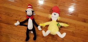 Dr. Suess plushies for Sale in Nanuet, NY