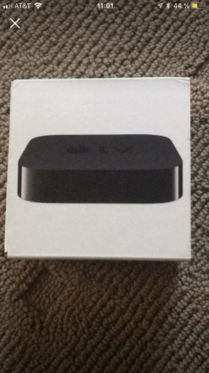 3rd Gen Apple TV in box for Sale in Austin, TX
