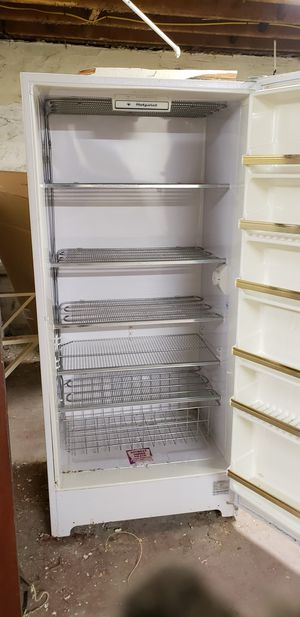 Freezer about 6ft tall, 4ft wide, and 3ft deep for Sale in Newport, RI