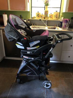 Graco Car Seat and Stroller combo for Sale in Charlotte, NC