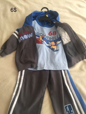 Boys size 2t winter outfit for Sale in Chesapeake, VA