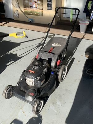Craftsman self-propelled mower for Sale in Cape Coral, FL