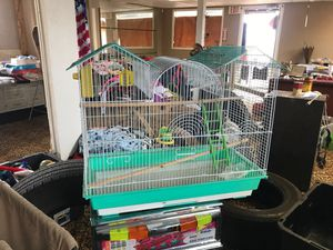 Large Bird Cage for Sale in Choctaw, OK