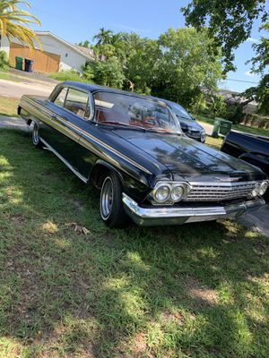 1962 Chevy impala for Sale in Miami, FL