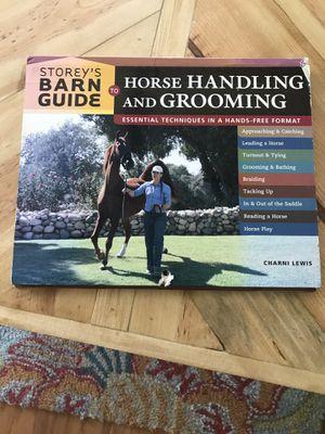 Storey's Barn Guide for Sale in Washington, IL