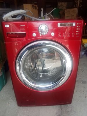 LG steam washer for Sale in Missoula, MT