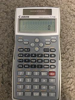 Calculator Solar Casio for Sale in Cleveland,  OH