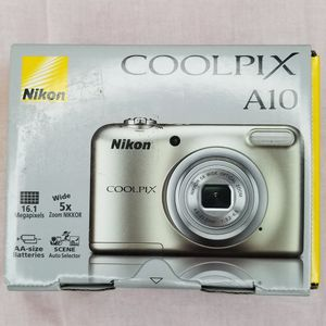 Nikon Coolpix A10 16.1 MP Digital Camera for Sale in La Feria, TX