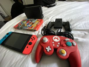 Nintendo Switch (Switch Only With Doc Etc) for Sale in Fort Lauderdale, FL
