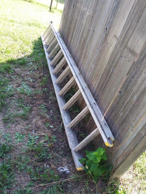32ft extension ladder