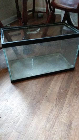 I have a fish tank for sale just a tank for Sale in Decatur, GA