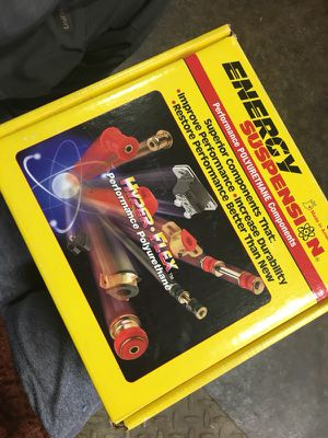 Energy suspension rear control arm bushing for Sale in Harpersville, AL