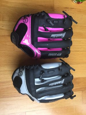 """Franklin RTP Series 2 gloves baseball 4612 9 1/2"""" for Sale in Raleigh, NC"""
