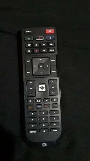 Brand new universal remote control for Vizio TVs only for Sale in Pawtucket, RI