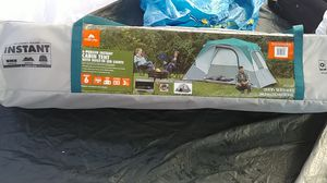 Ozark 6 Man L.E.D. Tent for Sale in San Diego, CA