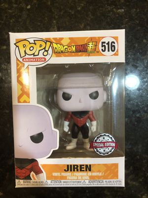 Jiren funko pop for Sale in Phoenix, AZ