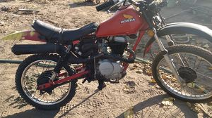 Honda Dirt Bike for Sale in Fresno, CA