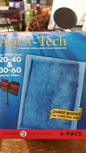 Aqua-Tech Fish Tank Filters for Sale in Jackson, MI
