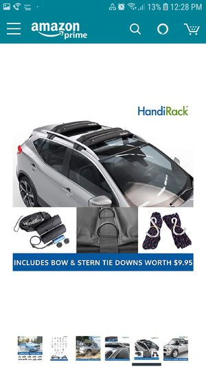 Universal inflatable roof rack -Malone Handi Rack for Sale in San Diego, CA