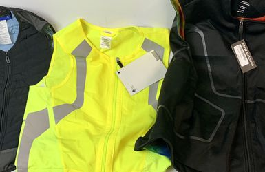 BMW Motorcycle Vests, close-up SALE for Sale in Los Angeles,  CA