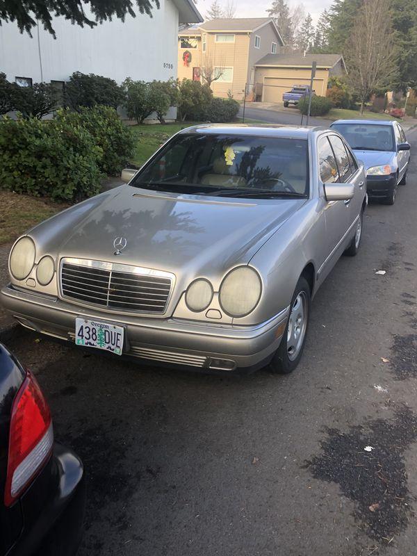 Mercedes Benz 97' $750 needs work