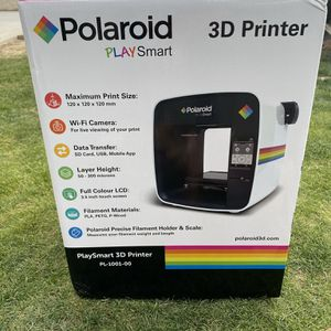 Polaroid PlaySmart 3D Printer for Sale in Rancho Dominguez, CA