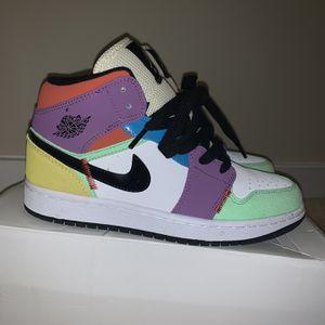 Multi Color Women's Jordan 1s for Sale in Arlington, VA
