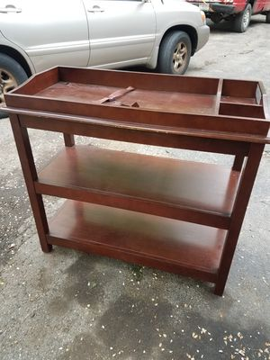 Baby changing table for Sale in Arlington Heights, IL
