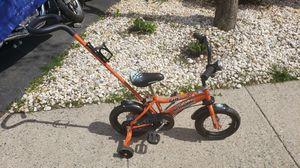 Schwinn Grit and Petunia Steerable Kids Bike for Sale in Fairfax Station, VA