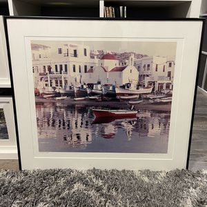 1987 Artist Signed Large Photography for Sale in Long Beach, CA