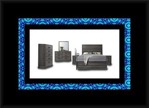 11pc Kate bedroom set with mattress for Sale in Washington, DC