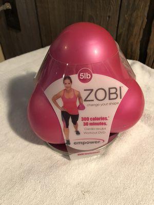 Zobi 5 lb Weight for Sale in Bay City, MI