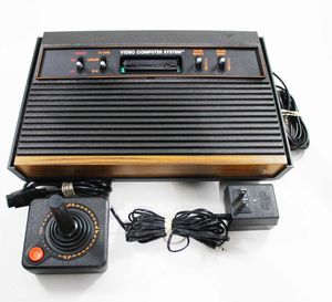Original Atari system, with joysticks, paddles, and cables included. for Sale in Muncy, PA
