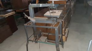 Table scroll saw needs new wiring not working for Sale in North Ridgeville, OH