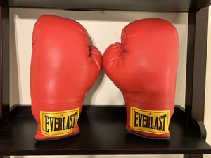 Size 16 Everlast Boxing Gloves - New for Sale in Austin, TX