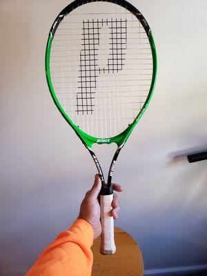 Prince tennis racket for Sale in Newark, NJ