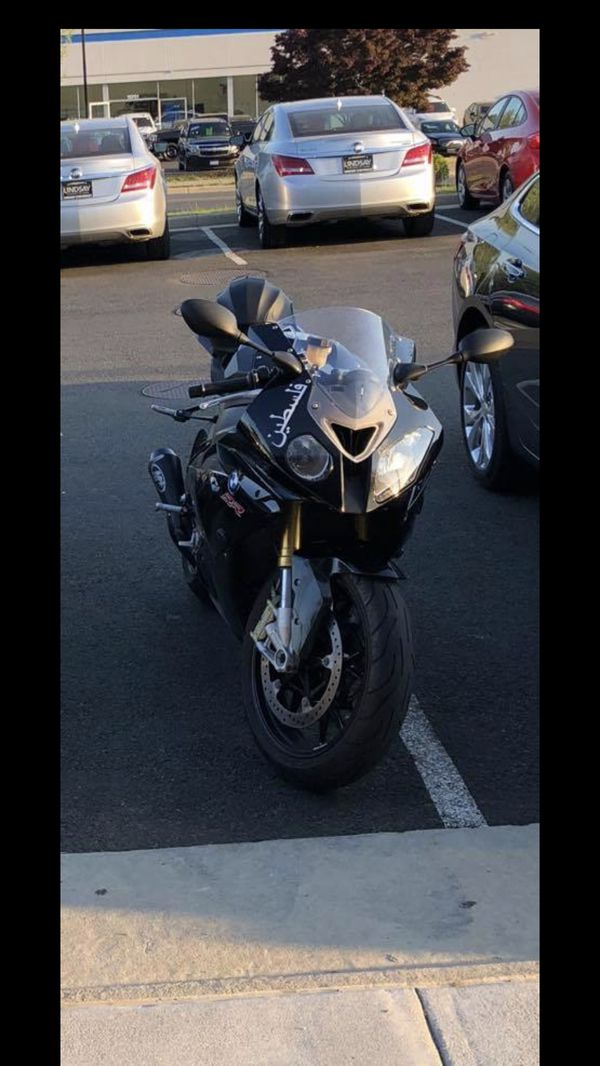 Motorcycle 2014 Bmw S1000