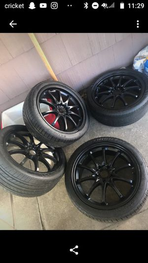 18'inch rims for Sale in Portland, OR