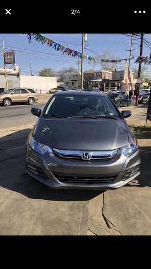 Honda Insight 2012 low miles 70xxx super clean for Sale in Philadelphia, PA