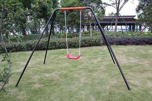 Movement God Kids Oudoor Frame Swing Set de marco columpio plegable para el exterior para niños. for Sale in Miami, FL