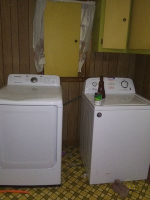 Samsung washer n dry for Sale in Dublin, GA