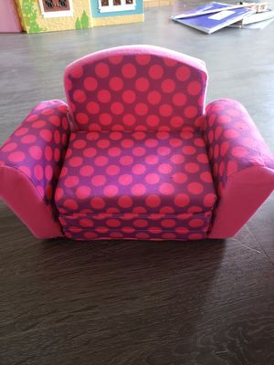 Doll sofa fits America girl doll extends the lounger sofa for Sale in Aliso Viejo, CA