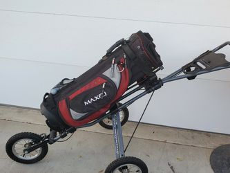 Speed kart And Maxfli golf bag for Sale in Monrovia,  CA