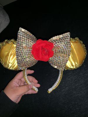 belle Disney ears for Sale in Orange, CA