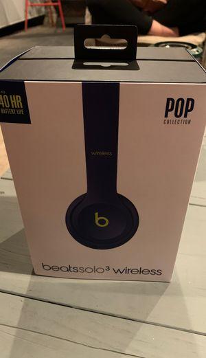 Beats Solo 3 wireless new for Sale in Houston, TX