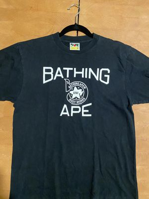 Bape and Baby Milo shirts - 150 OBO for Sale in Edgewood, WA