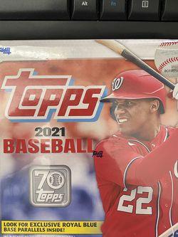 2021 Topps MLB Baseball Series 1 Mega Box for Sale in Long Beach,  CA