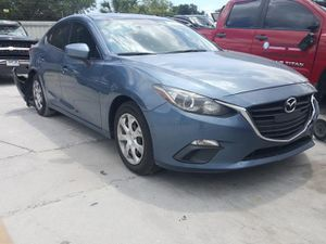 Mazda 3 Sport 2015 PARTS FULL PART OUT for Sale in Oakland Park, FL