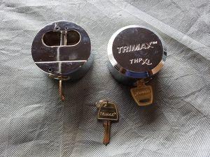 Trimax trailer locks for Sale in St. Petersburg, FL